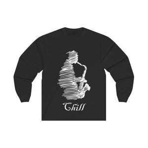 Unisex Long Sleeve Tee CHILL W