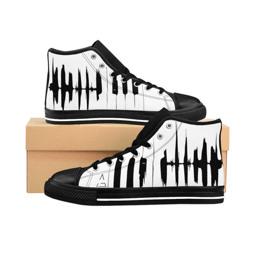 Women's High-top Sneakers no signal