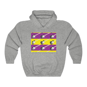 Unisex Heavy Blend™ Hooded Sweatshirt guitars