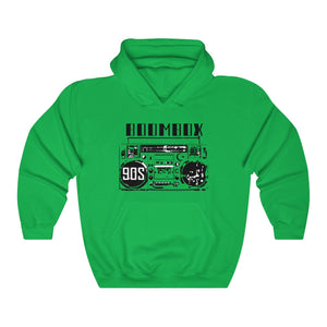 Unisex Heavy Blend™ Hooded Sweatshirt BOOMBOX
