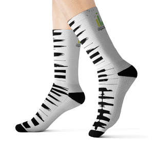Sublimation Socks MUSICAIL