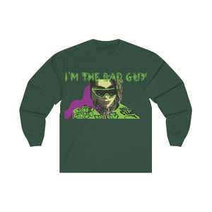 Unisex Long Sleeve Tee BIllie bad guy