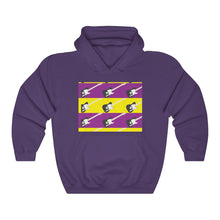 Load image into Gallery viewer, Unisex Heavy Blend™ Hooded Sweatshirt guitars