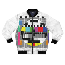 Load image into Gallery viewer, Unisex  AOP Bomber Jacket no signal
