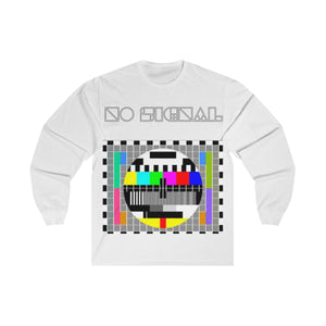 Unisex Long Sleeve Tee NO SIGNAL