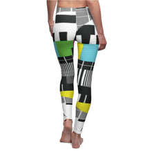 Load image into Gallery viewer, Women's Cut & Sew Casual Leggings no signal