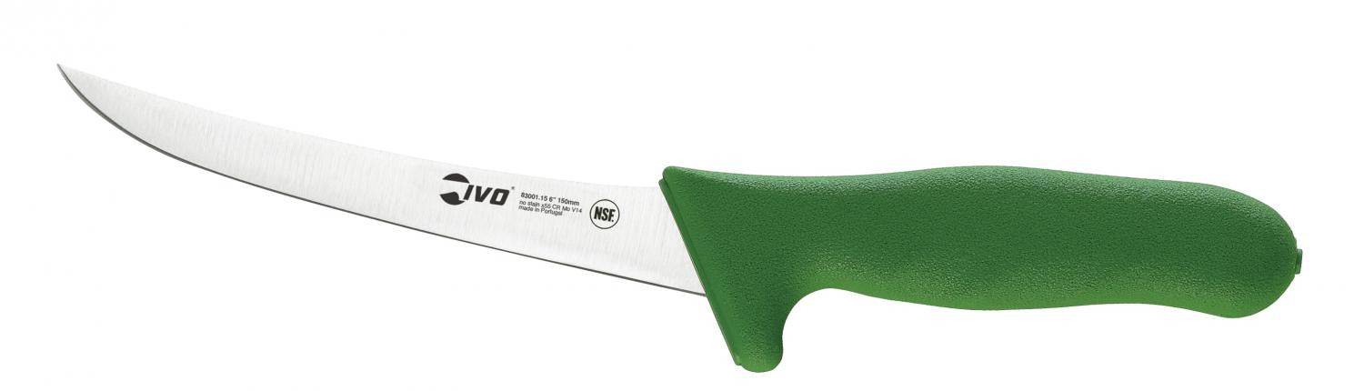 Curved Boning Knife - Semi Flex