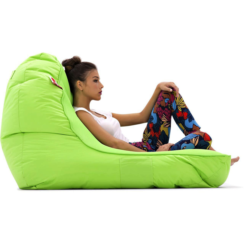 VIP Bean Bag Sofa (Coolio Wild Lime)