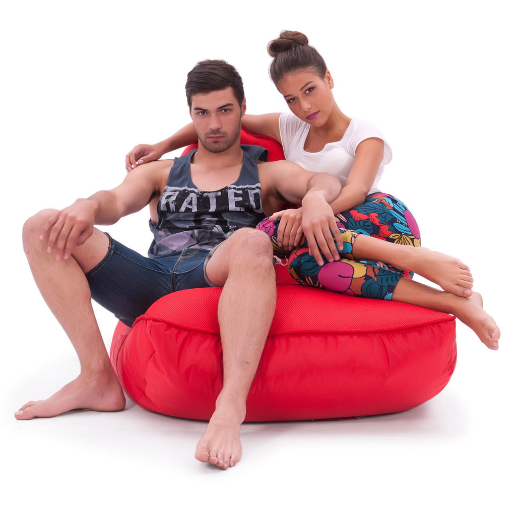 VIP Bean Bag Sofa (Street Cred Red)