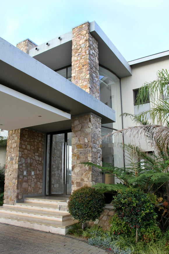 Modern Contemporary Architectural Style.