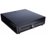 Secure Metallic Cash Drawer