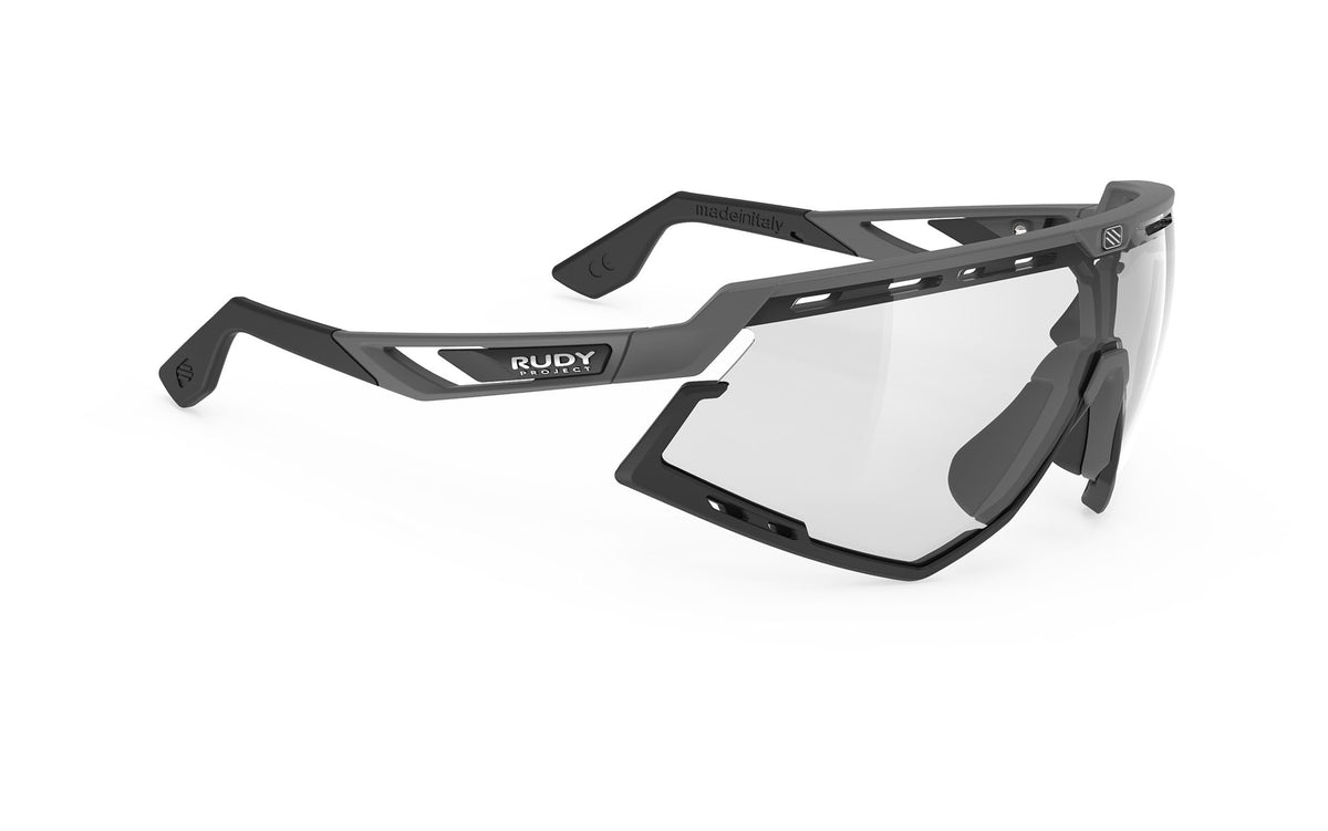 DEFENDER Pyombo Matte - ImpactX Photochromic Black