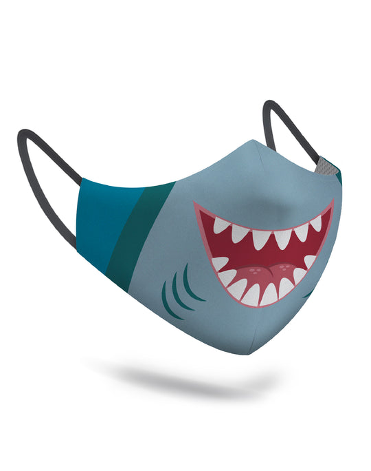 Baby Shark Face Mask Kids