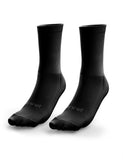 Reflective Black Socks