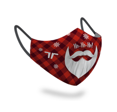 Santa Claus Face Mask