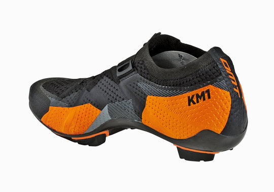 Zapatillas MTB - KM1 BLACK / ORANGE