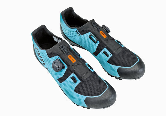 Zapatillas MTB - KM3 LIGHT BLUE / BLACK