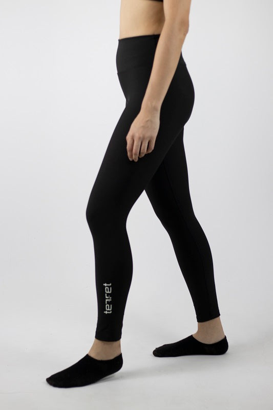 Casual Black Legging