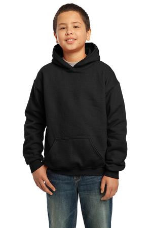 Hoodie - Gildan Brand Pullover Hoodie - (Go to Logo Choices to add logo) - Youth Sizes