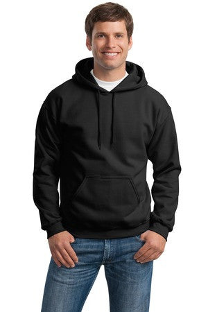 Hoodie -Port Authority or Gildan Brand Pullover Hoodie - (Go to Logo Choices to Add Logo) - Adult Sizes