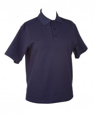 Polo - Unisex Wicking SS Polo with OCA Crest on left chest