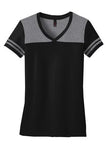BLACK/NICKEL LADIES JERSEY