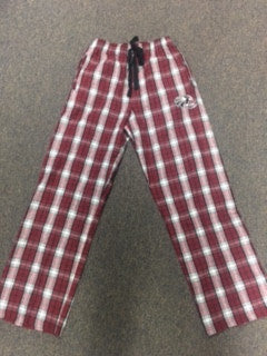Flannel - Boxercraft Flannel Pant with OCA Eagle Logo