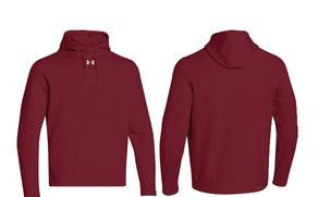Hoodie - UNDER ARMOUR Storm Armour Fleece Hoodie 1259080 (GO TO LOGO CHOICES TO CHOOSE LOGO)