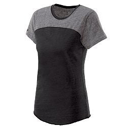T-shirt - Ladies ENTHUSE T-SHIRT - JUNIORS 229316 (Go to logo choices to add logo)