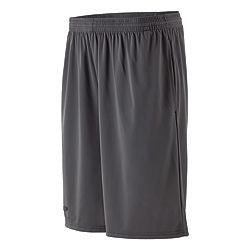 Short - HOLLOWAY OR SPORT TEK WHISK GYM SHORT W/POCKETS , W/LOGO