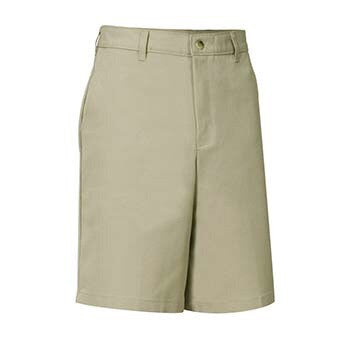 Short - Boy Flat Front HUSKY Adjustable SHORT 7099