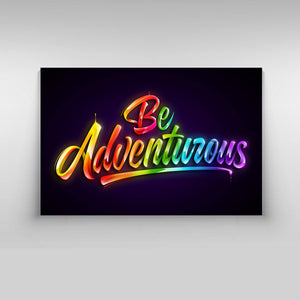 Be Adventurous - Kidspiration Art