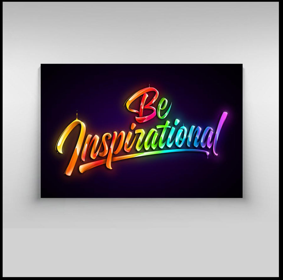 Be Inspirational - Kidspiration Art