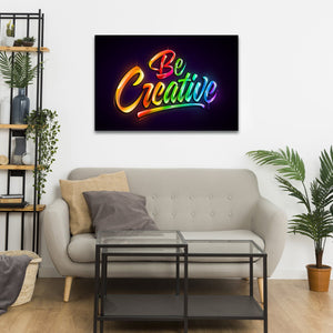 Be Creative - Kidspiration Art