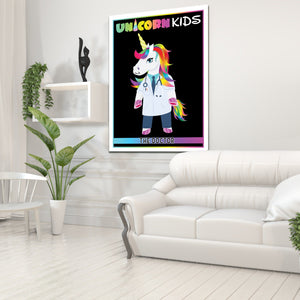 Doctor Unicorn - Kidspiration Art