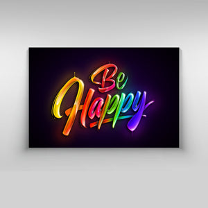 Be Happy - Kidspiration Art