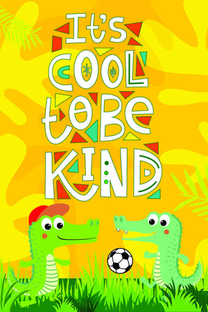 Kind Alligators - Kidspiration Art