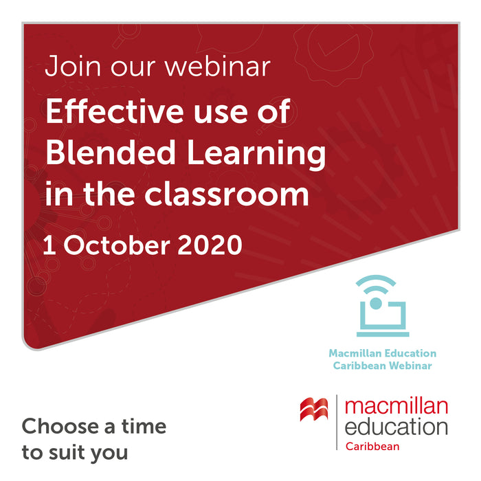 Blended Learning Webinar - watch the webinar here