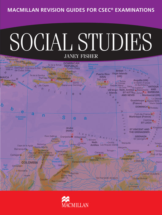 Macmillan Revision Guides for CSEC® Examinations: Social Studies