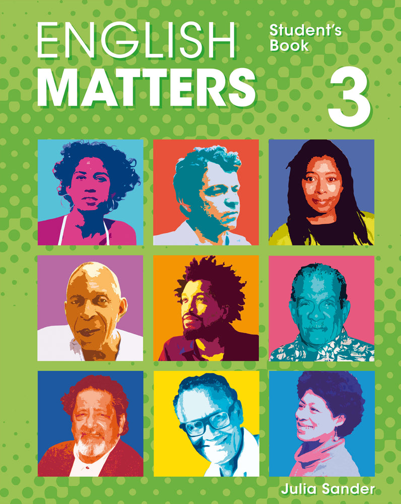 English Matters Student's Book 3