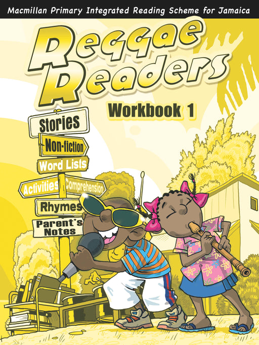 Reggae Readers Workbook 1