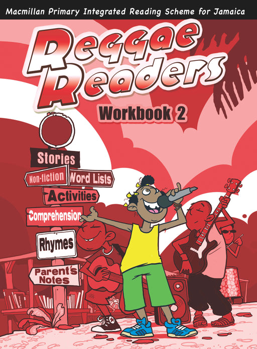 Reggae Readers Workbook 2