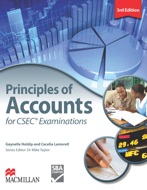 Principles of Accounts for CSEC® Examinations 3rd Edition Student's Book
