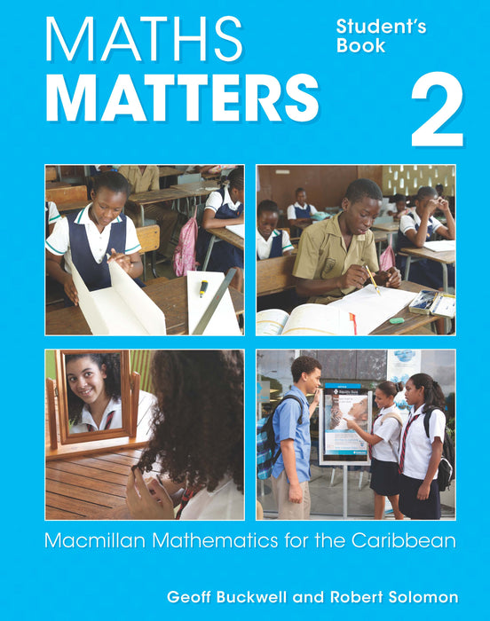Maths Matters Student's Book 2