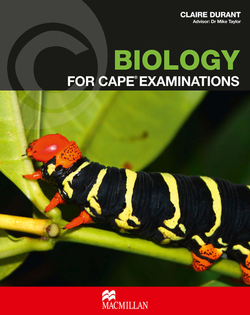 Biology for CAPE® Examinations Student's Book