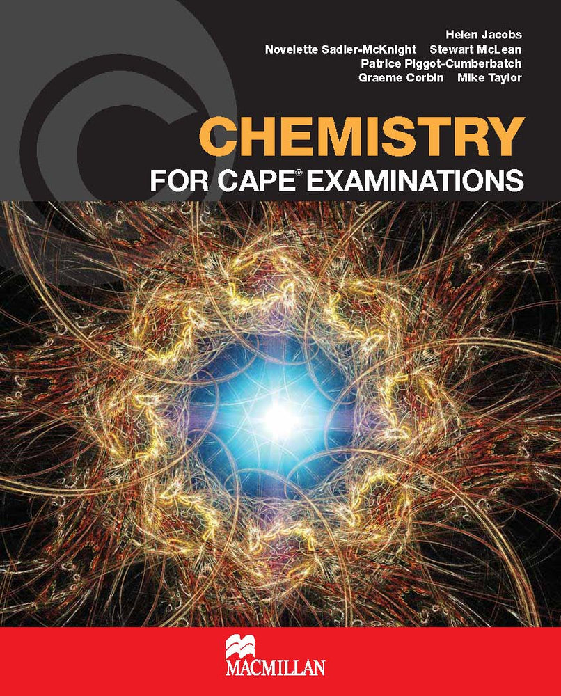 Chemistry for CAPE® Examinations Student's Book