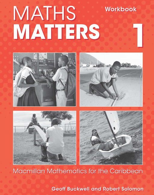 Maths Matters Workbook 1