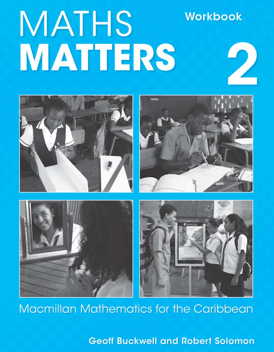 Maths Matters Workbook 2