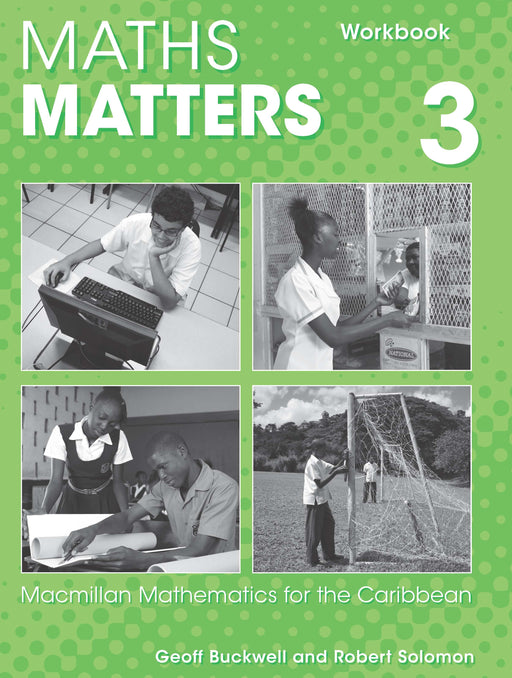 Maths Matters Workbook 3