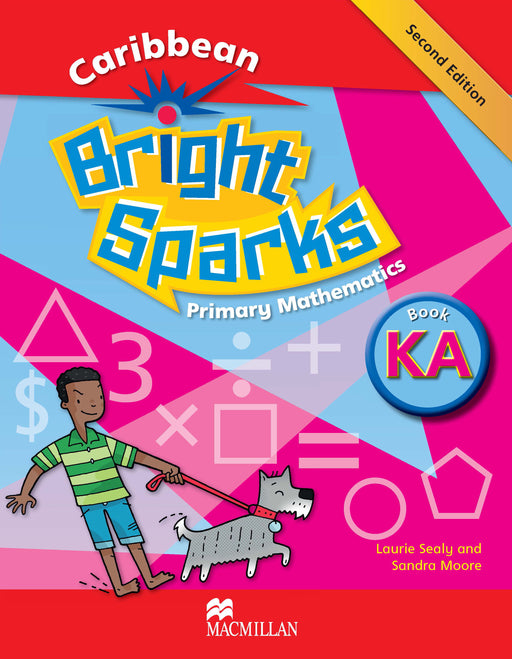 Bright Sparks 2nd Edition Student's Book Kindergarten A